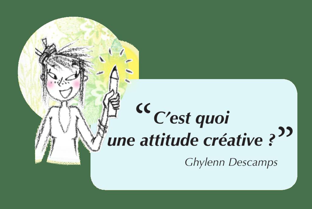 attitude creative
