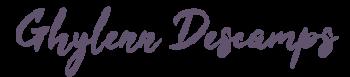 logo ghylenn descamps Nantes